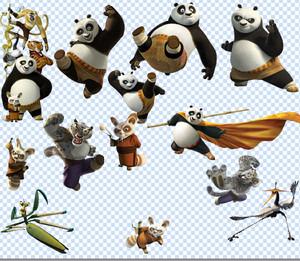 कुंग फ़ू पांडा