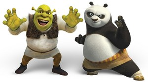 sherk vs panda
