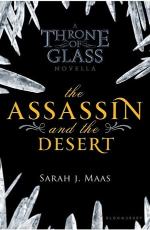takhta of Glass Novelas