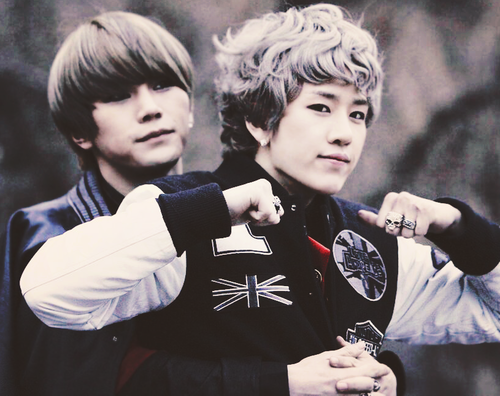 Topp Dogg Hintergrund called Hansol~Bjoo☜❤☞ °♔—♔°❤ ❥