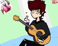 mmm you got dat guitar and dat finger - total-drama-island-fancharacters photo