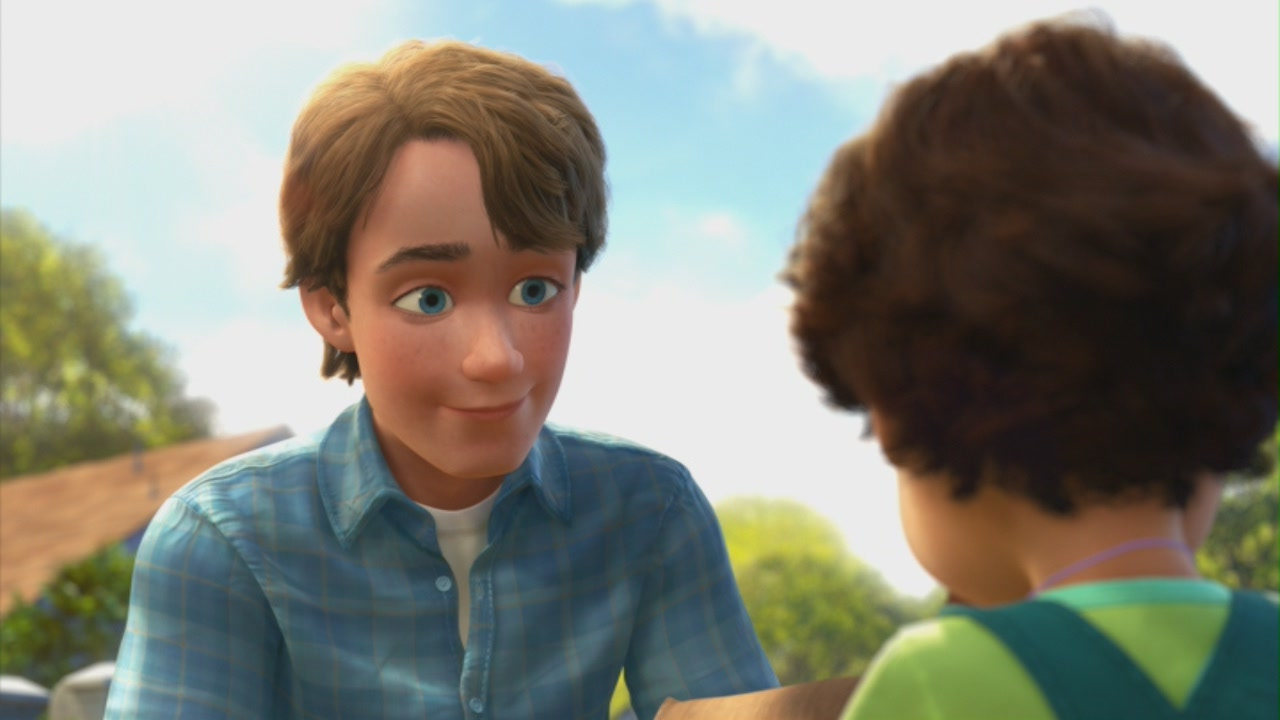Toy Story 3 Images Andy Toy Story 3 Screencaps Hd Wallpaper And