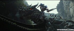 Optimus And Grimlock 1