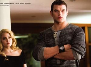Emmett and Rosalie