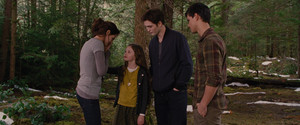 bella nessie edward and jacob