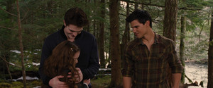 Renesmee Edward. and Jacob