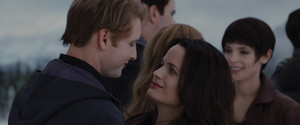 Esme and Carlisle ,