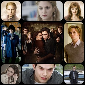 The Cullen Coven