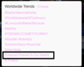 "GOOD JOB GUYS !! ""Forwood Forever In Our Hearts"" trended worldwide  - tyler-and-caroline photo"