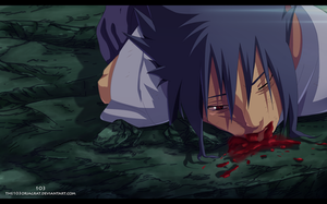 *Sasuke's Death*