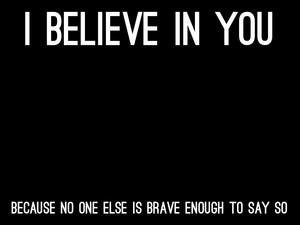 Believing in anda