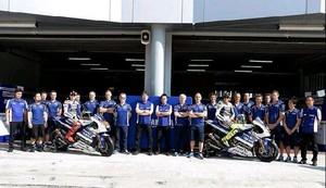 Yamaha MotoGP team