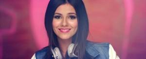 Victoria Justice - oro - música Video Screencaps