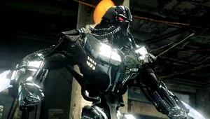 Fulgore: Cybernetic warrior