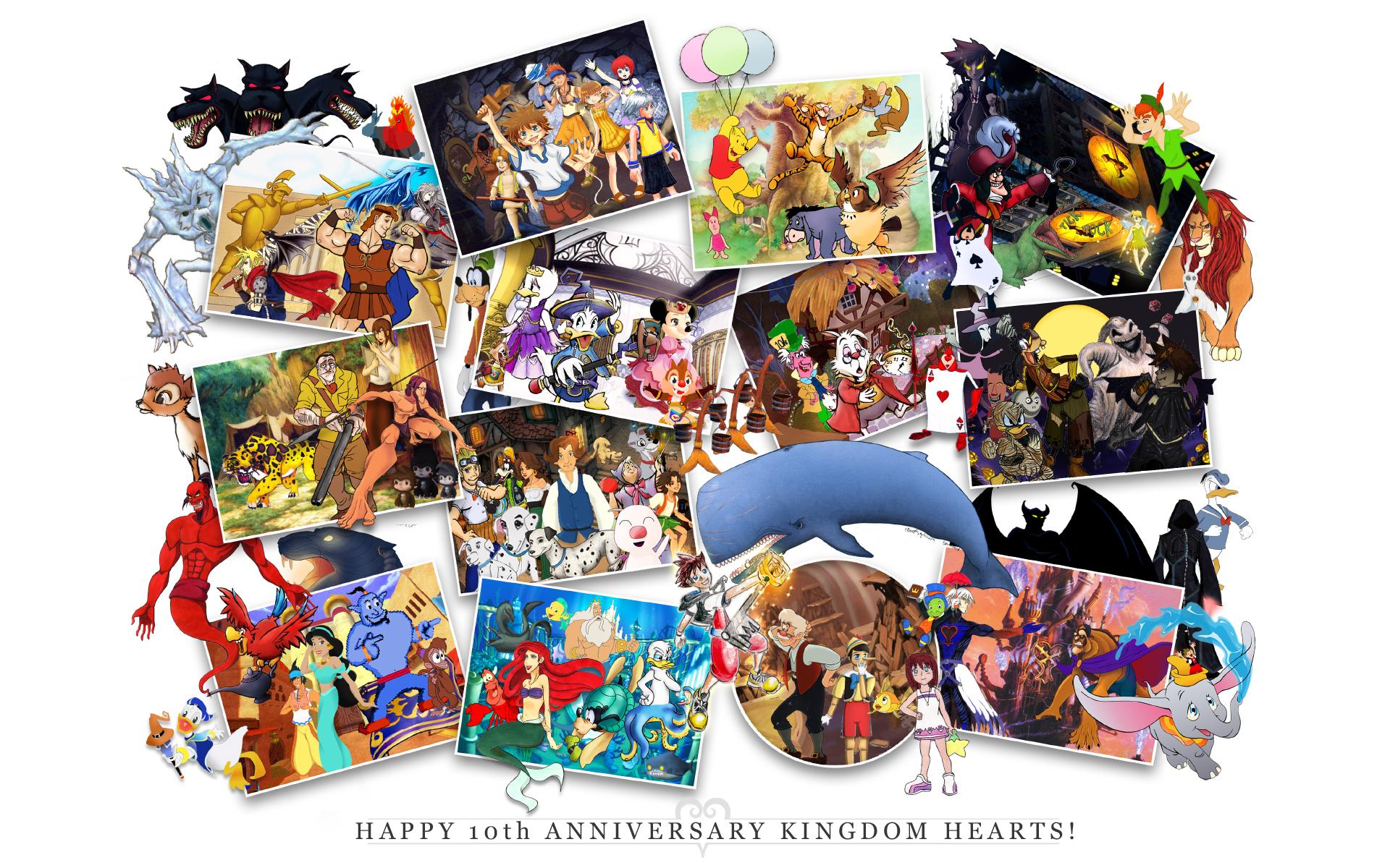 Video Juegos Imagenes Kingdom Hearts Fondo De Pantalla Hd Fondo De