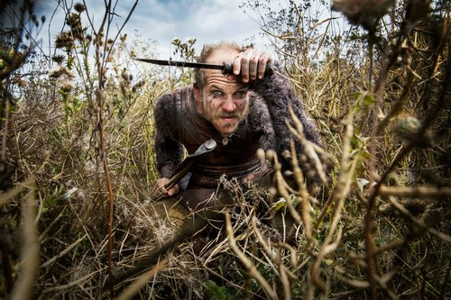 Vikings (TV Series) karatasi la kupamba ukuta called Season 2 - Floki