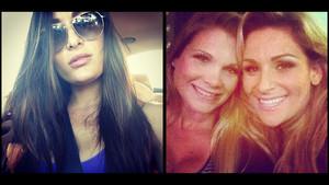Diva Selfies - Nikki Bella,Beth Phoenix,Natalya