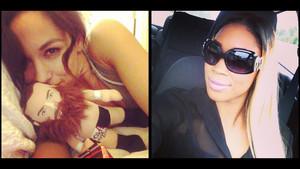 Diva Selfies - Brie Bella and Cameron