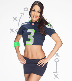 Bella Bowl V: Brie Bella