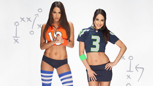 Bella Bowl V: Bella Twins
