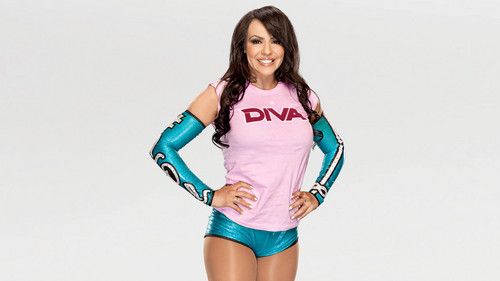 WWE LAYLA wallpaper possibly containing tights and a leotard entitled WWE Diva Layla