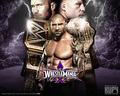 wwe - Royal Rumble Winner Batista wallpaper