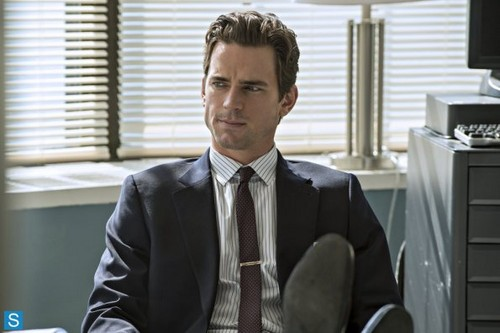 White Collar wallpaper containing a business suit called White Collar - Episode 5.13 - Diamond Exchange - Promo Pics