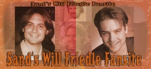 Will Friedle :)