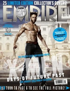 X-Men: Days of Future Past Empire Magazine Cover