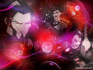 Wizards of the Black mduara, duara Collage