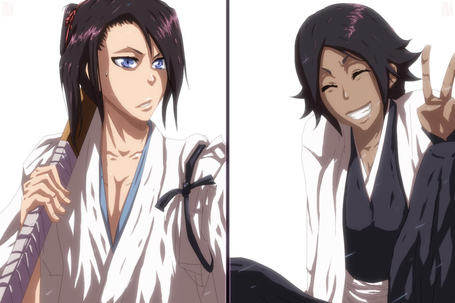 byakuya and yoruichi relationship quiz