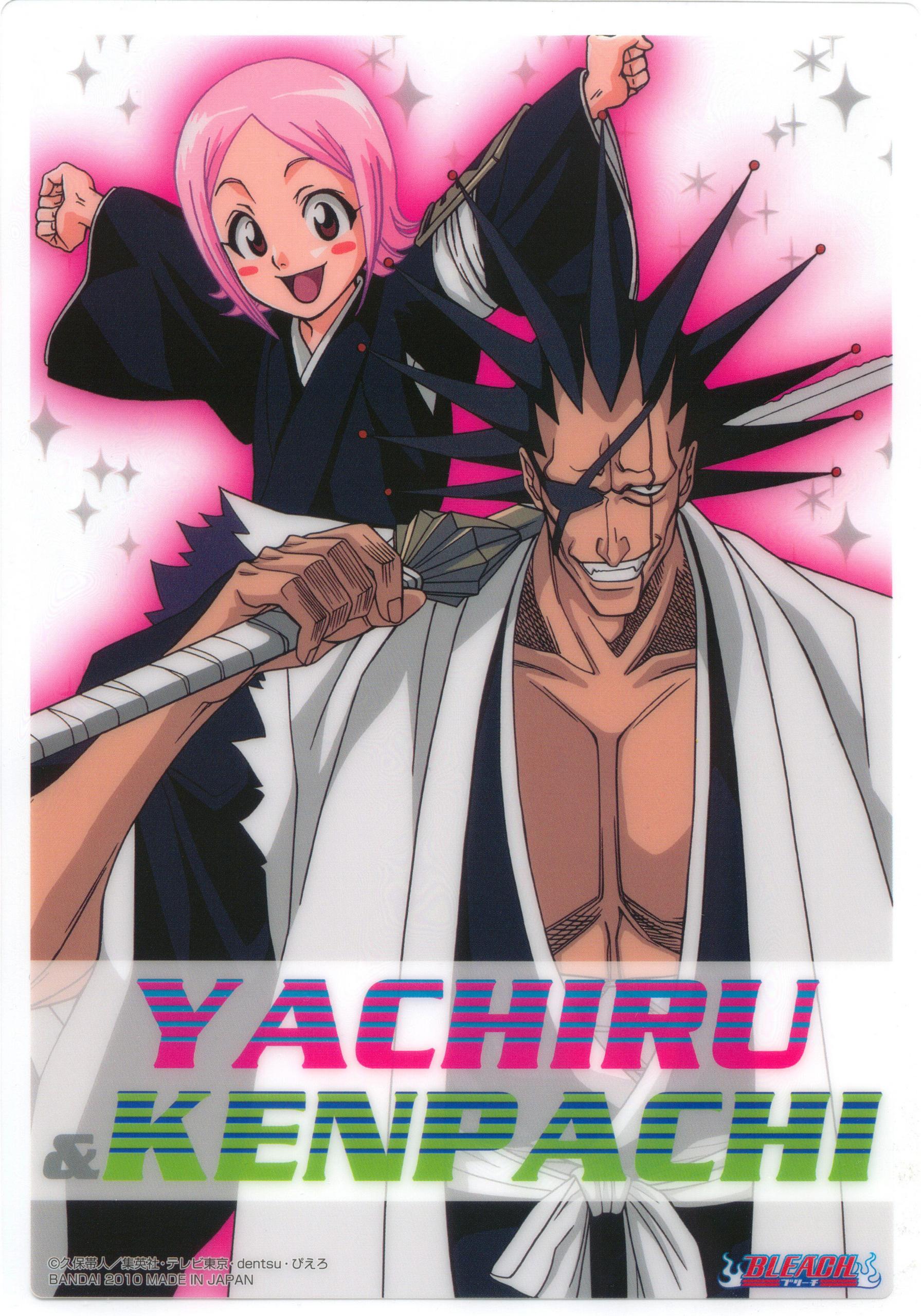 Zaraki Kenpachi Images Yachiru Zaraki Hd Wallpaper And