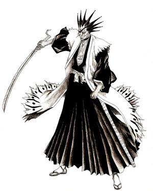 *Kenpachi Zaraki*