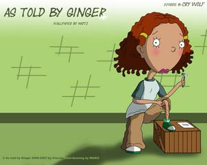 as told sa pamamagitan ng ginger