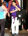blanket made purple belt in karate <3 - blanket-jackson photo