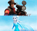 Frozen Bullet  - disney-crossover photo