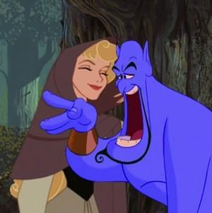 Aurora and Genie