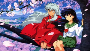 animê Couples - inuyasha and Kagome