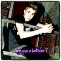 justin bieber are you a belieber - justin-bieber fan art