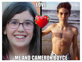 love - cameron-boyce fan art