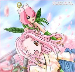 mimi and lilimon