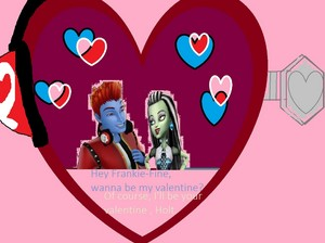 Holt X Frankie Valentine's 일