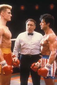 Rocky vs. Drago