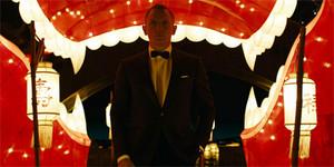 James Bond in China