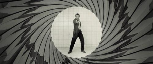 namelessbastard wallpaper titled Daniel Craig as James Bond