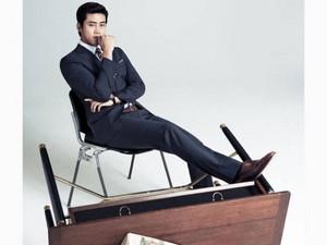 Taecyeon for SIEG FAHRENHEIT