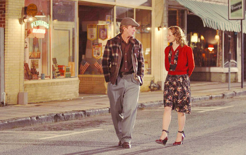 The Notebook wallpaper with a business suit and a street entitled the notebook