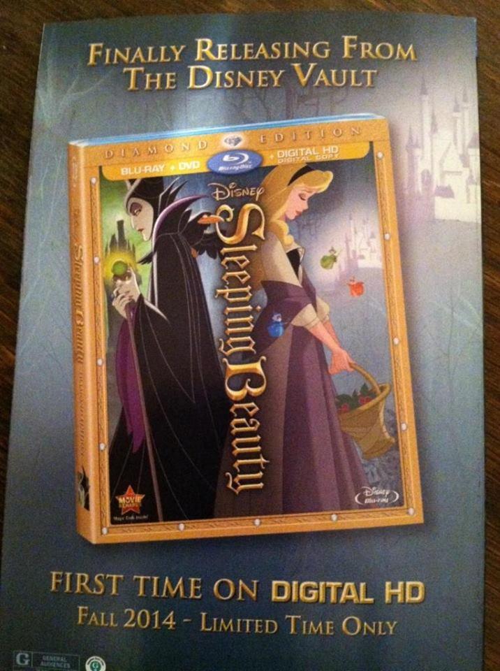 the sleeping beauty diamond edition cover art