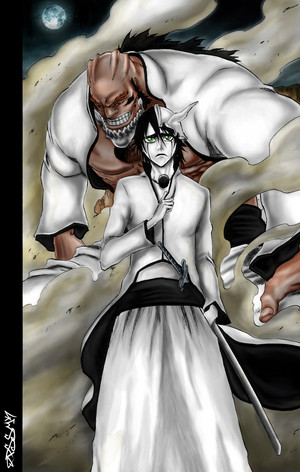 Ulquiorra and Yammy