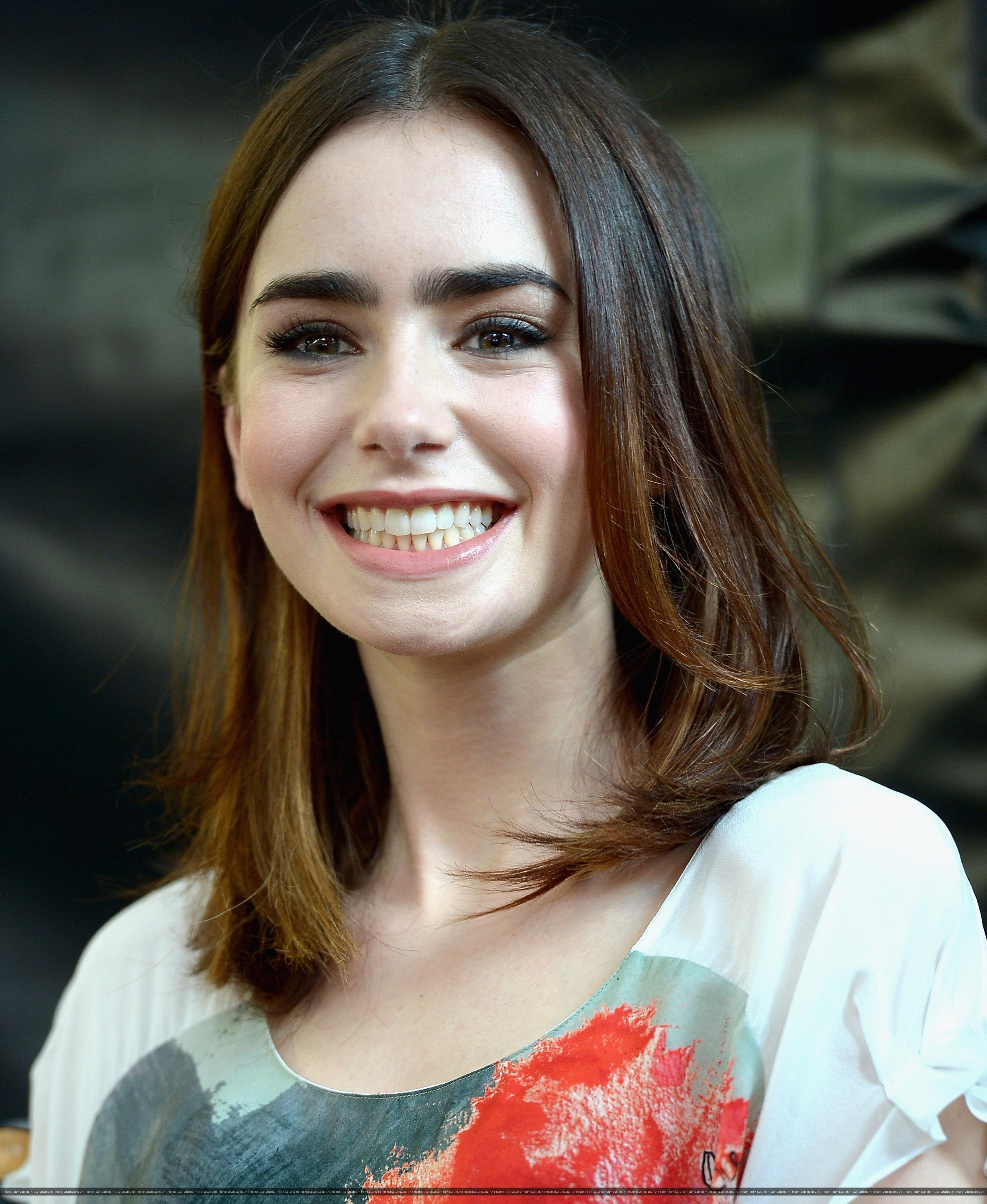 Xxmelissa123xx Images Lily Collins Hd Wallpaper And
